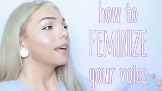 Voice Training for Trans Girls | Stef Sanjati