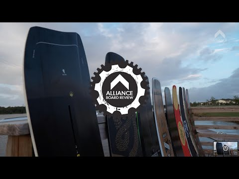 Wakeboard Review 2020 | Alliance Wake