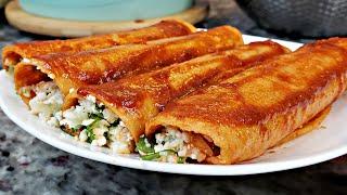 Enchiladas Rojas Recipe   Cheese and Onion Enchiladas   How To Make Enchiladas