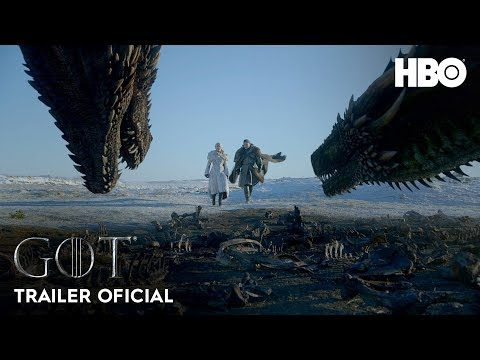 Game of Thrones | 8a. Temporada | Trailer Oficial (HBO)