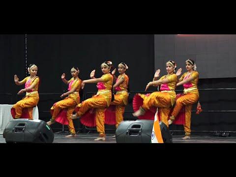 Indian Classical Dance -  Shambho Shiva Shambho (Cover) Carassauga 2015