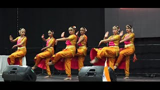 Indian Classical Dance -  Shambho Shiva Shambho (Cover) Carassauga 2015