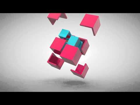 fancy logo template cinema 4d youtube