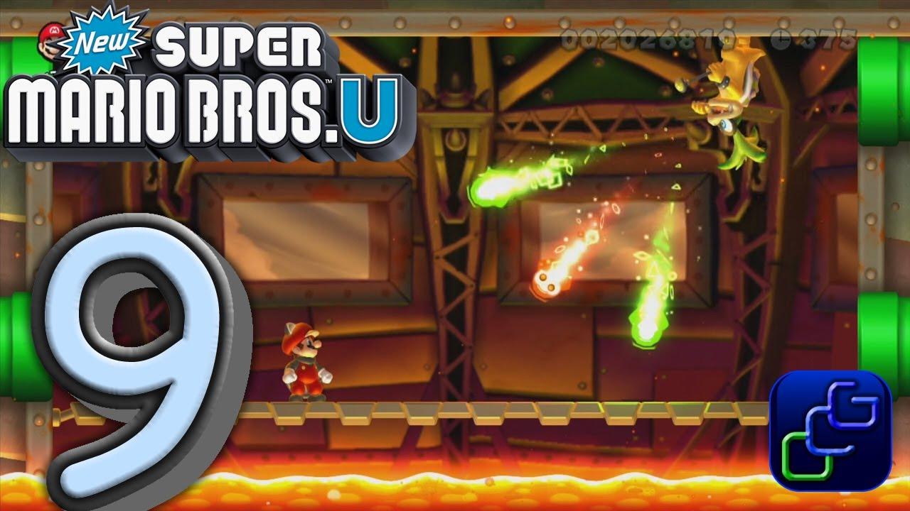 New Super Mario Bros U Walkthrough Part 6 Soda Jungle Cuitan Dokter