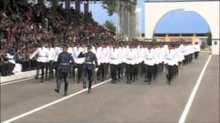 POLICIA NACIONAL DEL ECUADOR REPORTAJE ESCUELA DE CADETES.mov