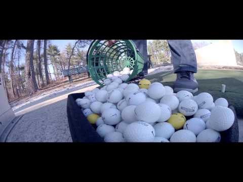 GoPro Hero 3+ Golf outing with Letus Direct Anamorphx-GP 1.33x