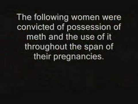 Meth and Mothers
