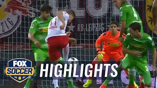 Video Gol Pertandingan RB leipzig vs Borussia Monchengladbach