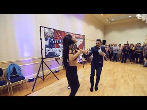 Daniel & Desiree   Nice Latino Dance Party