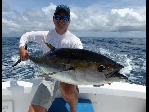Eddie & Autumn - Sport Fishing in Costa Rica