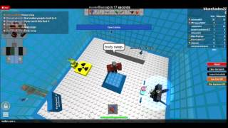 Roblox- Showing off my banned gears at Catalog Heaven (Part 1)