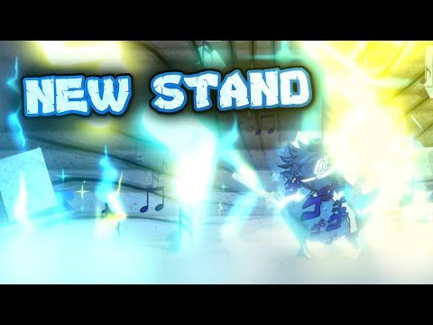 NEW『STAND』!!! [YBA Update v0.87]