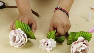 Arreglo Floral para tus XV Años Moderno y Elegante