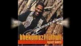 """Bhekumuzi Luthuli - """"Balekani""""."""