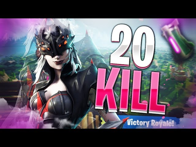 YARGI DAĞITTIM! 20 KILL (Türkçe Fortnite)