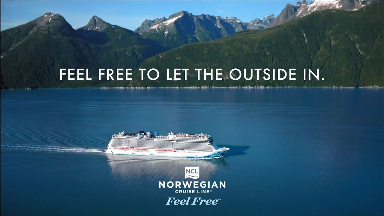Cruise Alaska: Feel Free to Let the Outside In | Norwegian Cruise Line