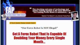 fap turbo first real money forex robot awesome