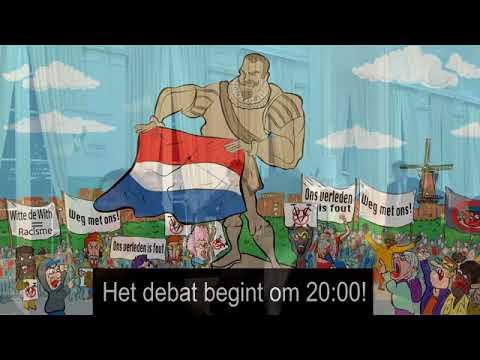 Leefbaar Rotterdam-debat over de Nederlandse identiteit.