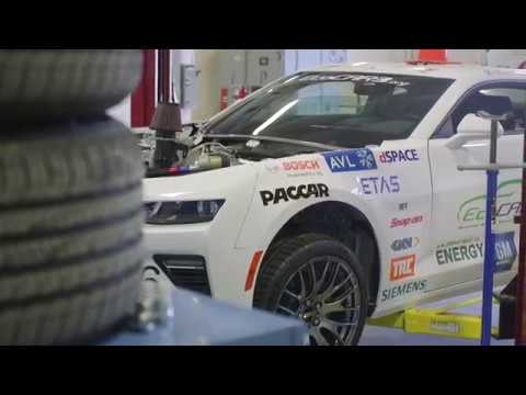 Empowering the Next Generation of Digital Talent, Academic Research, and Vehicle Development Teaser