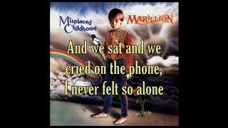 Download Marillion - Blind Curve (Lyrics) [HQ] Mp3 and Videos