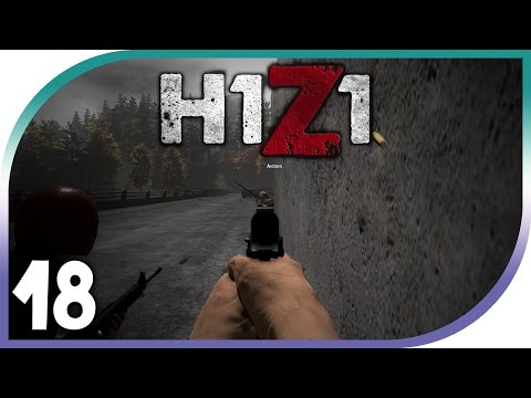 H1Z1 Gameplay #18- Battle of The Dam