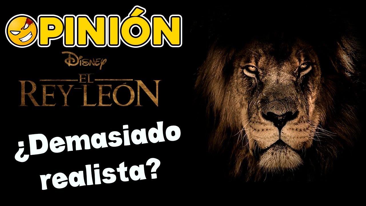 ????Opinión EL REY LEÓN (2019) ????@LordMefe