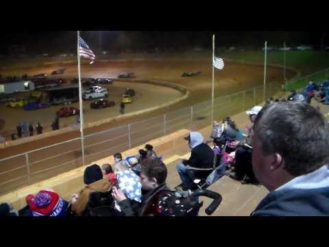 Friendship Motor Speedway(LATE MODEL CRATES) 4-8-17