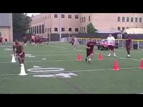 FORDHAM FOOTBALL - Summer 6am Team Competition - wk 1/2