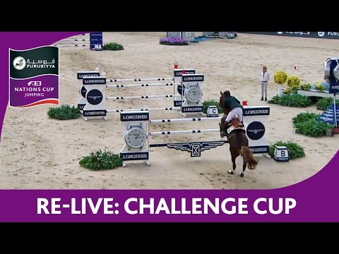Re-Live | Barcelona - Furusiyya FEI Nations Cup™ Final Jumping 2016 - Longines Challenge Cup