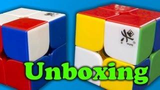Dayan ZhanChi 2x2x2 Unboxing + Something Fun!!