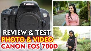 Review Canon Eos 700D. Di Tahun 2020 masih layak...???