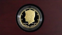 John F. Kennedy Gold Proof Coin