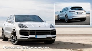 Porsche Cayenne 2018 - Interior and Exterior | NEW Design Porsche Cayenne