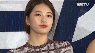 [SSTV] 수지-산다라박-예은-선미 등 '타짜2' VIP시사회 'JYP+YG 응원~'