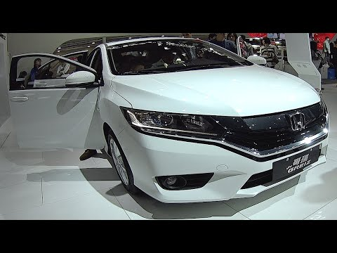 Elegant 2016, 2017 Honda City, Redesigned Honda Greiz Video Review