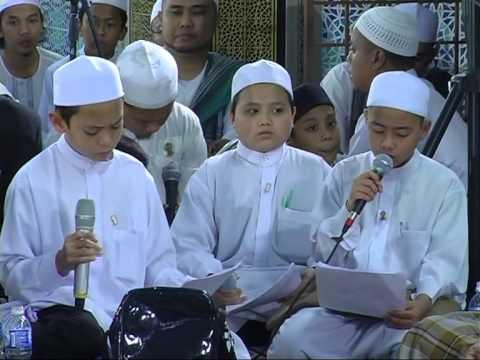 Alfa Sholallah DI Majlis Darul Murtada