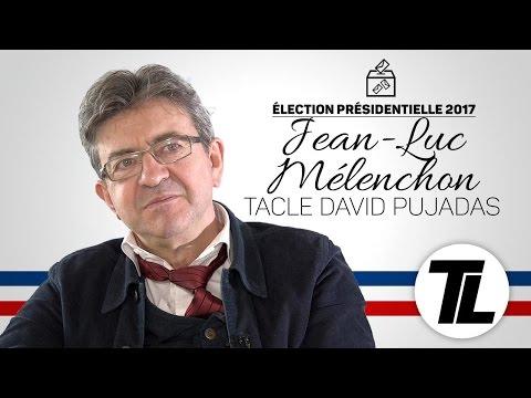 [La télé de...] Jean-Luc Mélenchon tacle David Pujadas