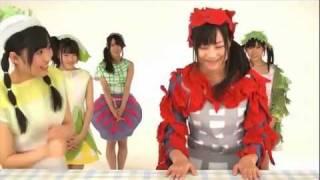 AKB48 いっしょにこれイチ!! カゴメ 野菜一日これ一本 2011 SKE48 NMB48...