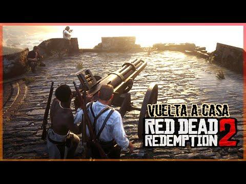 NOS HAN PILLADO! - RED DEAD REDEMPTION 2 #12
