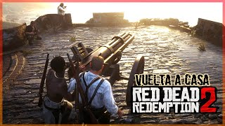 NOS HAN PILLADO! - RED DEAD REDEMPTION 2
