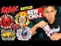 New Beyblade Burst CHO-Z Skins! - Beyblades Battle!