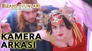 Bizans Oyunları - Kamera Arkası