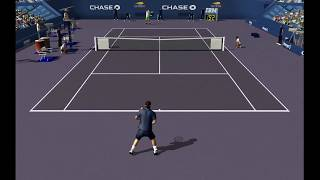 Federer vs Djokovic  | Finale Cincinnati Masters 1000 2012  | Full Ace Tennis Simulator 2012