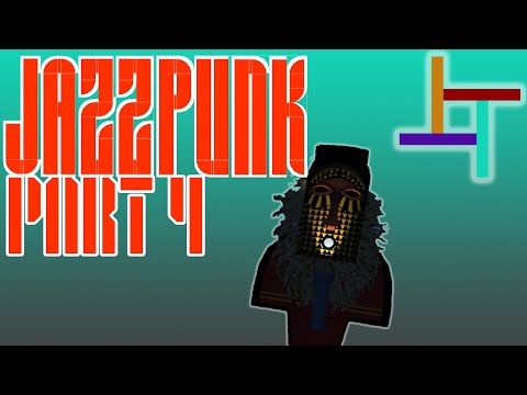 Spit-Roasting The Pig | JazzPunk Part 4