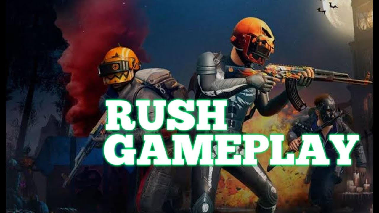 Rush Gameplay with Divine   Lil'Gamer