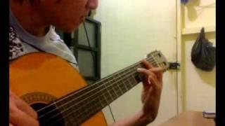 没那么简单 Mei Na Me Jian Dan - 黄小琥 Huang Xiao Hu - Guitar Solo FingerStyle