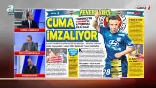 Fenerbahçe Transfer Gündemi  Mathieu Valbuena,Nabil Dirar Transferleri Tamam 7 Haziran 2017