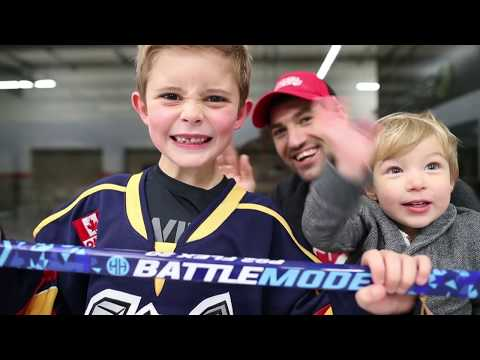 How to choose your Flex, Stick Height, Curve, and handedness - Kids Hockey Sticks