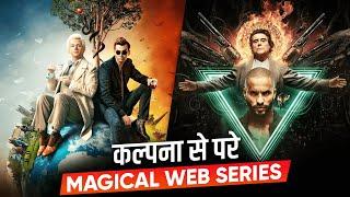 TOP 7 Best Fantasy Web Series in Hindi  Best Magic Web Series  Netflix \u0026 Amazon Prime Video