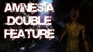 Amnesia Custom Stories: The Anguish & Me | DOUBLE FEATURE